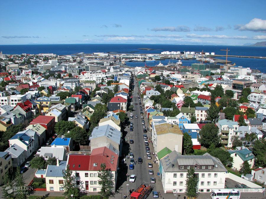 Blick_ueber_Reykjavík