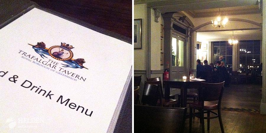 trafalgar-tavern london
