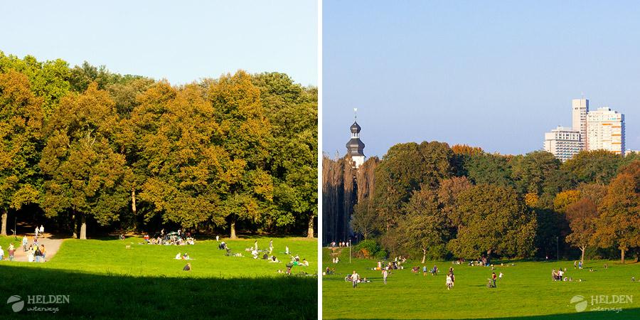Beethovenpark Köln Sülz