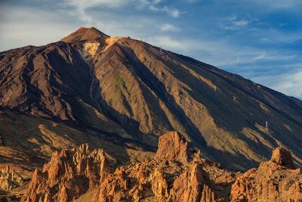 Teide Nationalpark auf Teneriffa (Spanien)