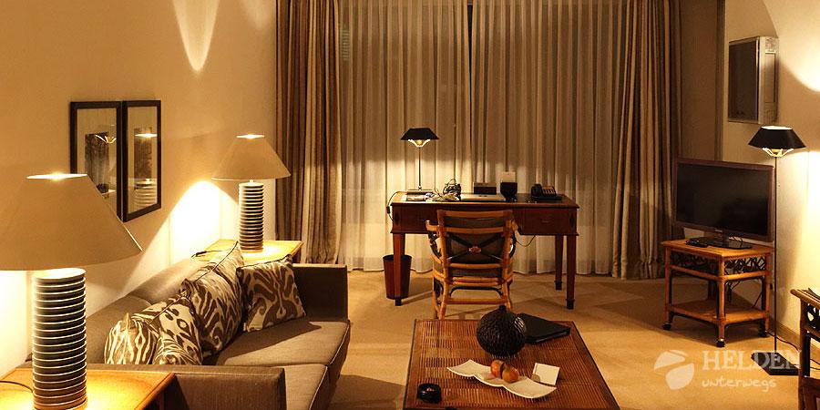 The Mandala Suites - Wohnraum