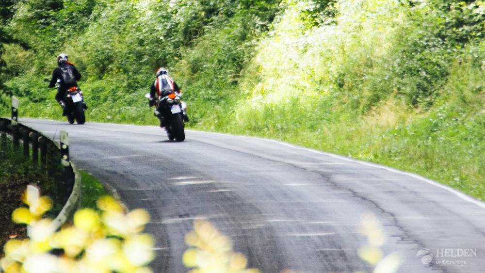 Eifel-Motorrad