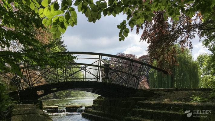Schloss Vaeshartelt - Garten
