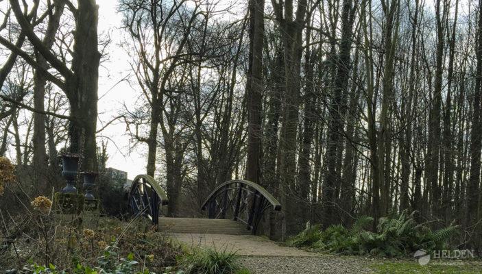 Im Park von Schloss Vaeshartelt