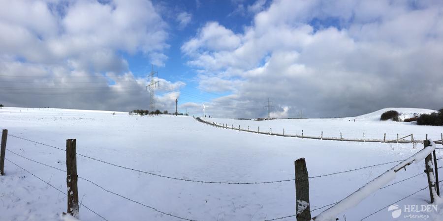 Winterwonderland Eifel