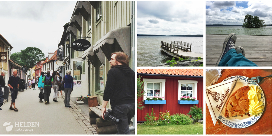Sigtuna, where Sweden begins!