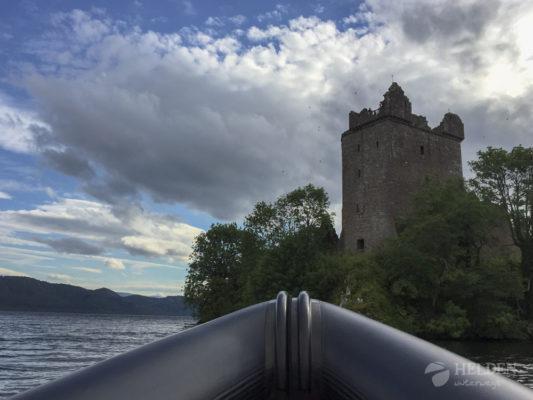 RIB Trip Loch Ness