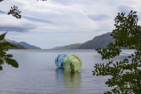 WOW Balling Loch Ness