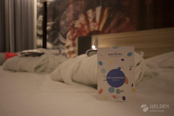 Novotel - Fühl dich willkommen