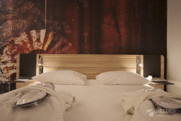 Novotel - Neues Raumkonzept - Bequeme Betten und ein wunderschönes Ambiente