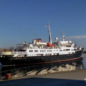 MS Lofoten - das Nostalgieschiff