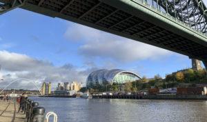 Tyne-Bridge Newcastle